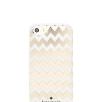 chevron clear iphone se case