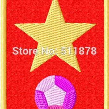 Steven Universe Star and Gem Girl Children's day applique CARTOON TV MOVIE SERIES Iron On Patch dress Badge Halloween Costume