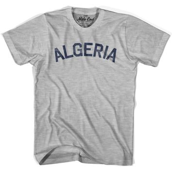 Algeria City Vintage T-shirt