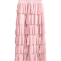 H&M Tiered Skirt $59.99