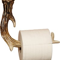 Antler Toilet Paper Holder