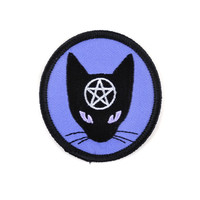 Cat Coven Patch