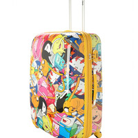 Adventure Time Characters Large Rolling Luggage