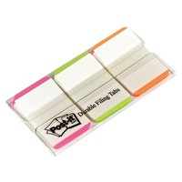 "Post-it Durable Filing Tabs 1""x1.5"""