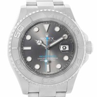 Rolex Yacht-Master automatic-self-wind male Watch 116622 (Certified Pre-owned)