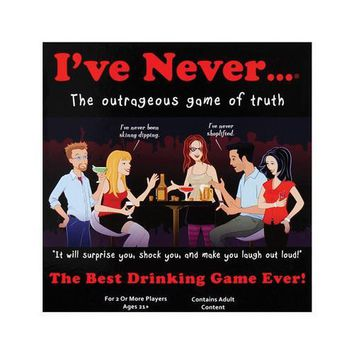 I've Never...? Drinking Game