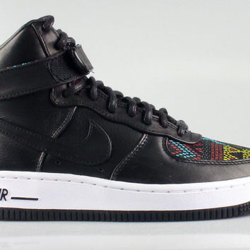Nike Women's Air Force 1 High QS BHM - Black History Month 2016