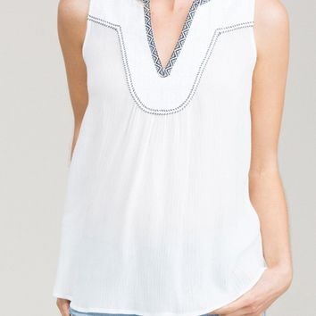 Tilly Sleeveless Top