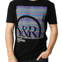 Young & Reckless Men's HD Vibrant Out Take Graphic T-Shirt