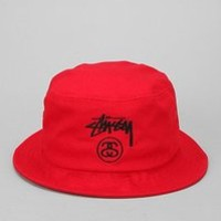Rare Threads — Stussy Bucket Hat (Red)