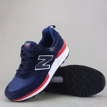 New Balance 574 Women Men Fashion Casual Sneakers Sport Shoes-1