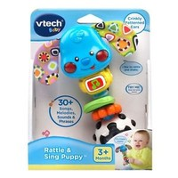 VTech Baby Rattle and Sing Puppy educational toy, learning toy, christmas gift