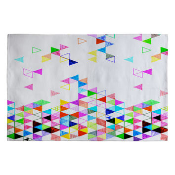 Fimbis Falling Into Place Woven Rug