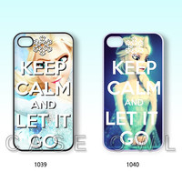 KEEP CALM, Frozen, Phone cases, iPhone 5 case, iPhone 5C case, Samsung S3 S4 case, iPhone 5S case, iPhone 4/4s case, Case NO-39