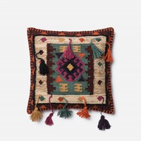 Loloi Multi Decorative Throw Pillow (P0402)