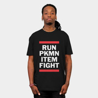 RUN PKMN T Shirt By FlyNebula Design By Humans