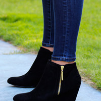 Valley Wedge Bootie