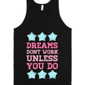 Black Tank | Motivational Quotes Shirts
