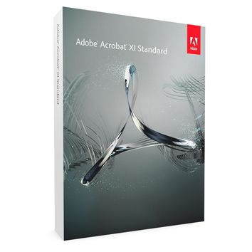 Adobe Acrobat XI 11 Standard for Windows Full Version (French Edition)