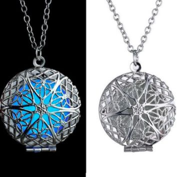 Glow in the Dark Locket