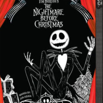 Disney Manga: Tim Burton's The Nightmare Before Christmas (Soft Edition)