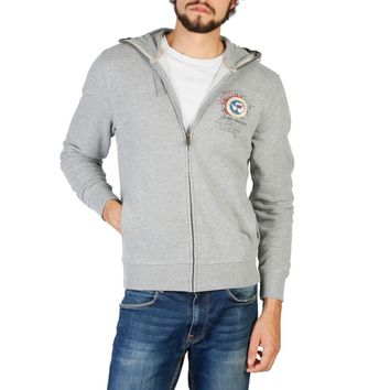Napapijri Men Grey Sweatshirts