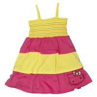 Hello Kitty™ Infant Toddler Girls' Tiered Tunic Dress