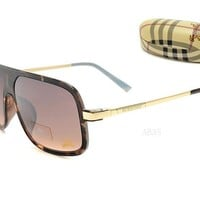 Burberry sunglass AA Classic Aviator Sunglasses, Polarized, 100% UV protection [2974244846]