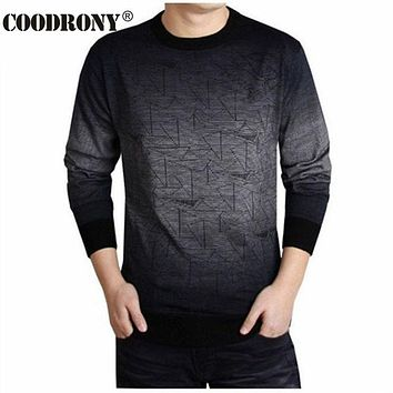 Cashmere Sweater Men 2016 Brand Clothing Mens Sweaters Fashion Print Hang Pye Casual Shirt Wool Pullover Men Pull O-Neck Dress T
