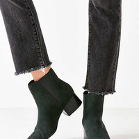 Pola Suede Green Chelsea Boot | Urban Outfitters