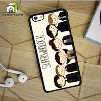 Superwholock 2 iPhone 6 Case by Avallen