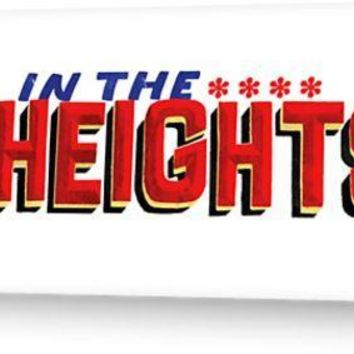 In The Heights Greeting Card