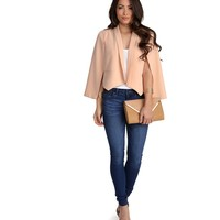 Blush Paris Ready Cape