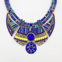 """""""Royalty"""" Statement Necklace"""