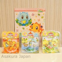 Pita-Poke Pokemon Center Limited Ver. Bulbasaur Charmander Squirtle PitaPoke