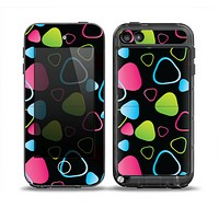 The Abstract Bright Colored Picks Skin for the iPod Touch 5th Generation frē LifeProof Case