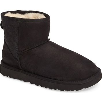UGG® Classic Mini Snake Boot (Women) | Nordstrom