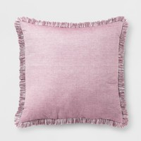Yarn Dye Euro Pillow - Opalhouse™