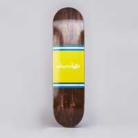 Flatspot - Chocolate Team Stripe Gino Iannucci Deck 8.5""