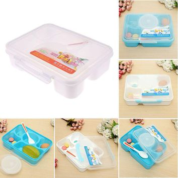 Lunch Box 100% Microwave 5+1 Container Storage 2