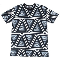 Illuminati T-shirt Black
