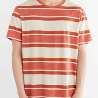 BDG Morrow Stripe Standard-Fit Tee