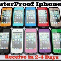 Life Protect Water Snow  Dust Rain Proof Case cover for IPHONE 5 USA SELLER