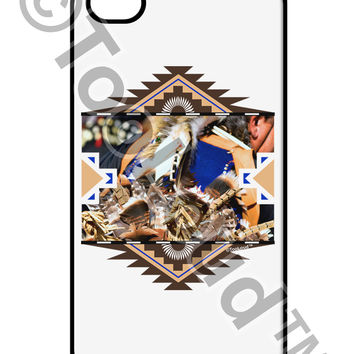 Native American Dancer 1 iPhone 4 / 4S Case