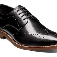 Alaire Brogue Dress Shoe by Stacy Adams