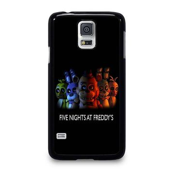 FIVE NIGHTS AT FREDDY'S FNAF Samsung Galaxy S5 Case Cover