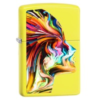 Zippo Colorful Head Pocket Lighter 29083