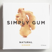 Simply Gum Ginger