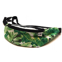 Adult Palm Trees Island Vibes Fanny Pack Waist Bag