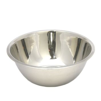 Stainless Steel Mixing Bowl, 5 qt - CASE OF 48